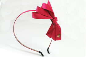 Satin Ribbon Headband